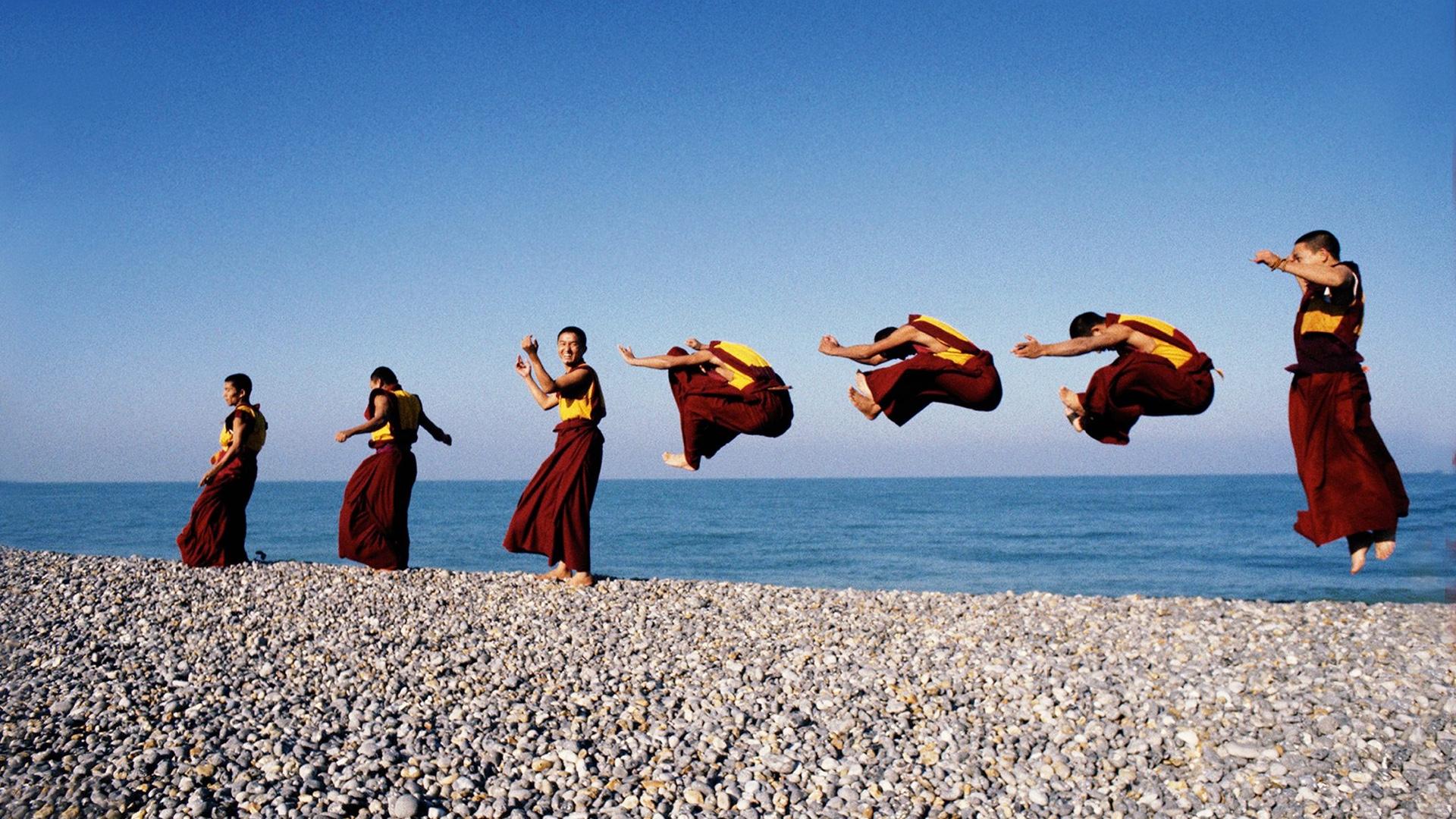 Matthieu Ricard, fotos de um monge budista