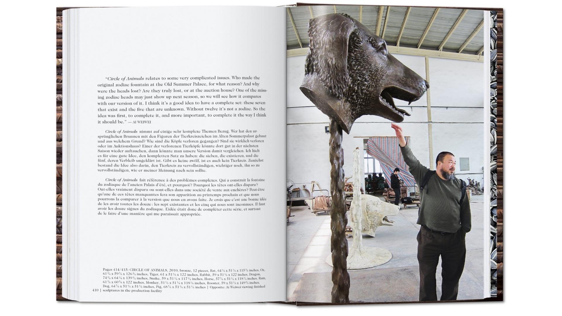 Ai Weiwei novo livro