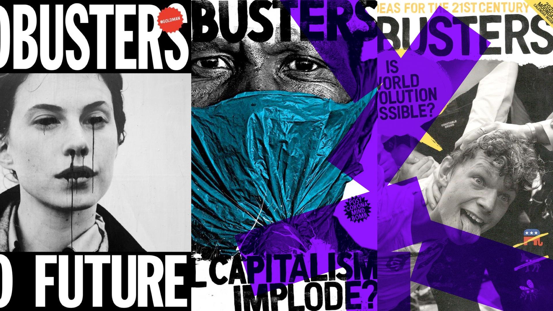 Adbusters, a revista anticonsumo mais influente do mundo